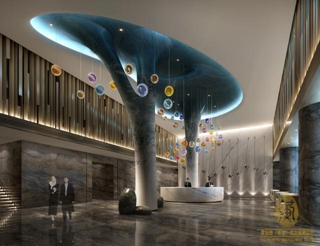 通道走廊展示设计